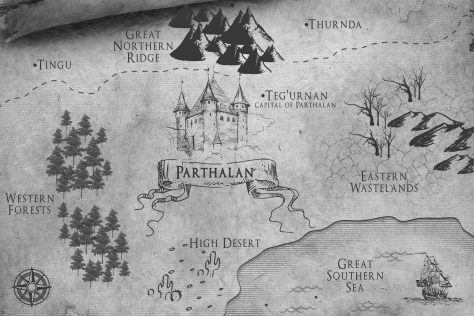 FINAL Fantasy Map- for paperback