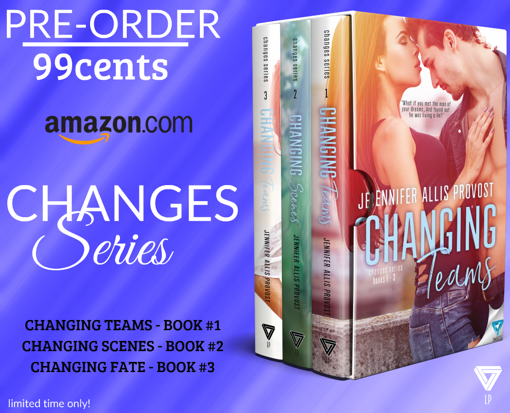 Changes Series PREORDER